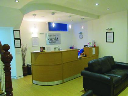 Genix Healthcare - Middlesbrough