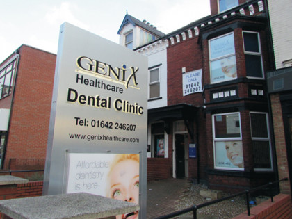 Genix Healthcare - Middlesbrough