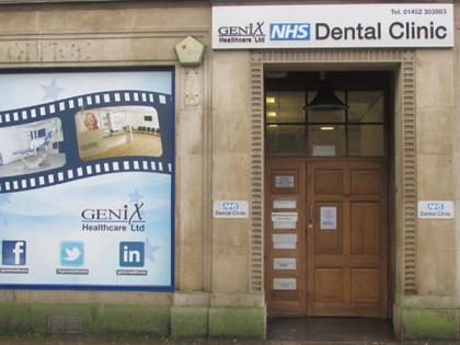 Genix Healthcare - Gloucester